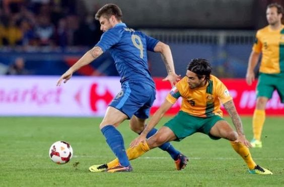 France convincing against Australia in a friendly match | enko-football
