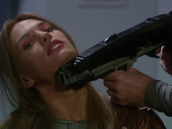 """Star Trek: Enterprise  4.18 """"In a Mirror Darkly"""""""