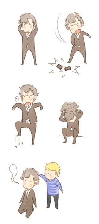 Sherlock, john watson.