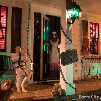 Casa de Berry insane asylum!!! | Halloween: Asylum or Haunted ...