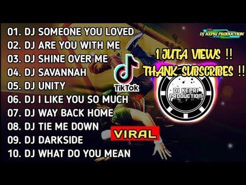 Dj Tik Tok Terbaru 2020 Dj Someone You Loved Remix Full Bass Terbaru 2020 Youtube Dj Youtube