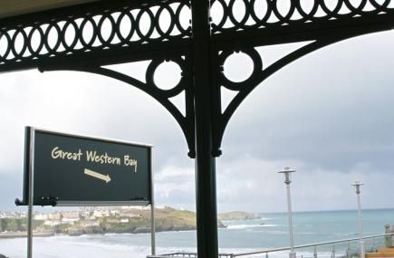 The Steam Bar, Great Western Hotel, Newquay,