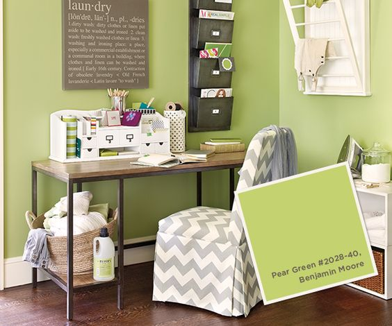 Colorful Playroom Design: January-February 2013 Paint Colors