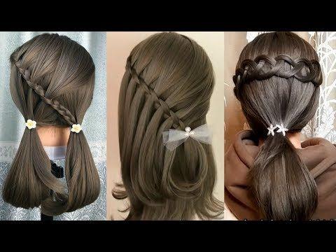 30peinados Para Nina Peinados Faciles Y Bonitos 2019 Peinados Para Cabello Peinado Rapidos Co Peinados Poco Cabello Peinados Faciles Y Bonitos Peinados Faciles