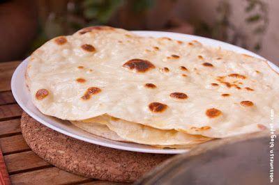 Wos zum Essn: Naan: Indisches Fladenbrot - Endlich das perfekte Naan-Brot!