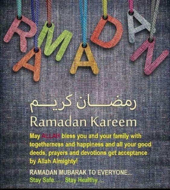 Pin By Tutifruti On Best Pics Ramadan Ramadan Kareem How To Stay Healthy