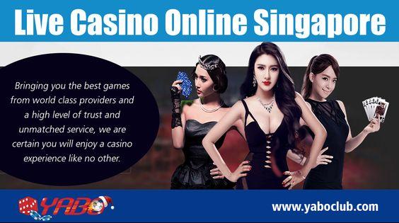 Live Casino Online Singapore