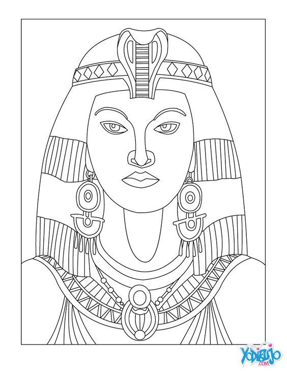 dibujo cobra antiguo egipto