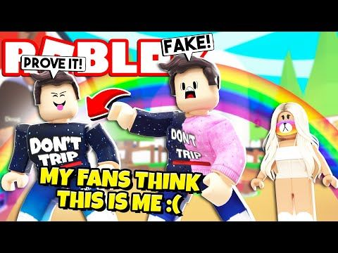 I Caught A Fake Jeremy Scamming Every Fan In Adopt Me New Adopt Me Random Update Roblox Youtube In 2020 Roblox Roblox Funny Roblox Memes