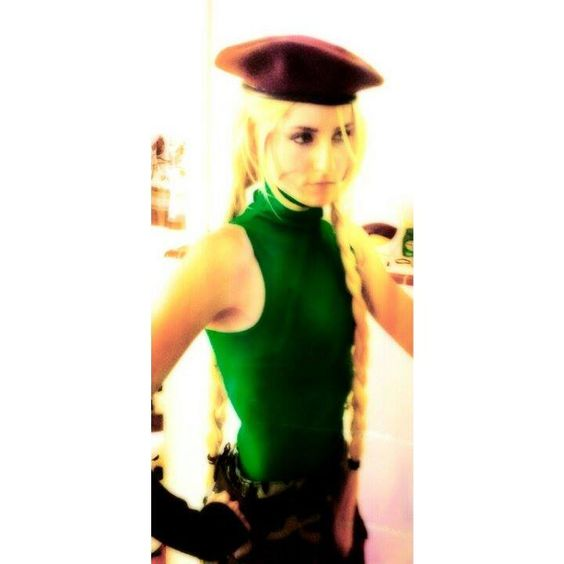 Street Fighter Halloween Costumes gallery image 4 My Cammy Cosplay From Street Fighter Only A Modest Version Lol I