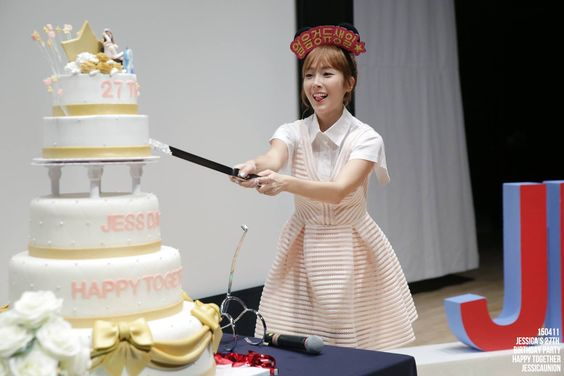 Jessica's 27th birthday <3