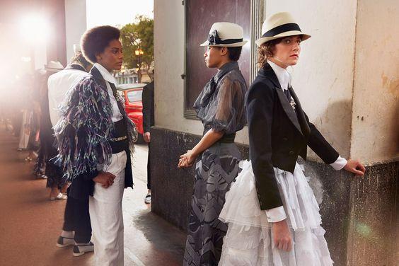 Défilé Croisière 2016/17 à Cuba - CHANEL