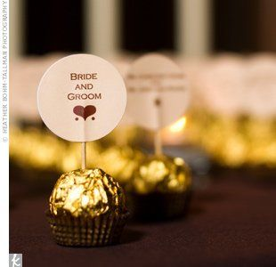 share your place card ideas | Weddings, | Wedding Forums | WeddingWire