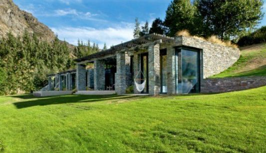 Modern Stone Cottage modern stone houses neoteric 20 1000 images about houses on