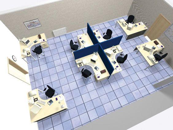 Office Furniture Arrangement Ideas Mesmerizing Design Review