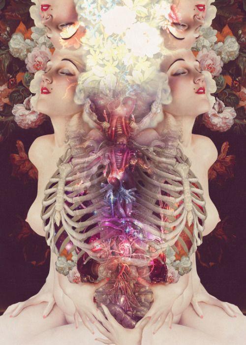 ARTIST: FFO ART - Affinity Print   #YellowMenace #collage #Society6