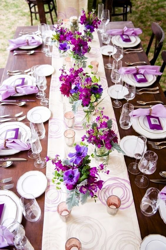 39 Lavender Wedding Decor Ideas You Ll Love Purple Wedding