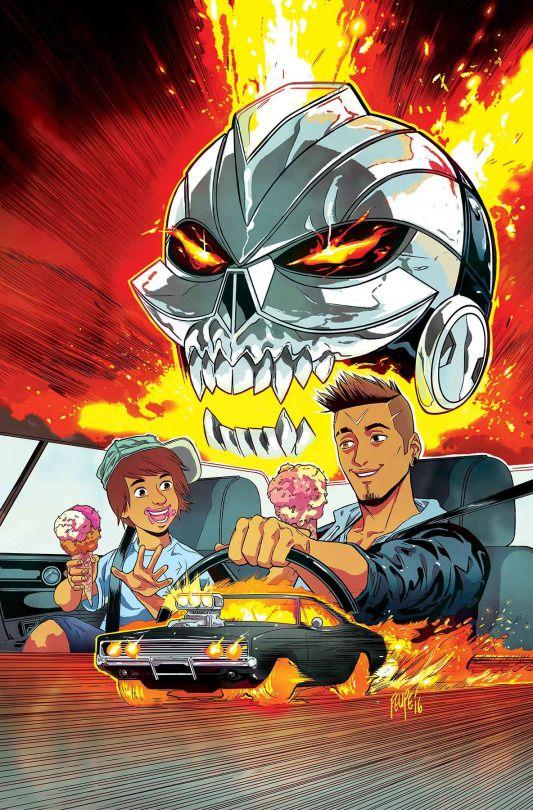 New Comic Book Art!