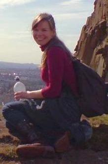 Dr. Emma Curtis-Lake, University of Edinburgh