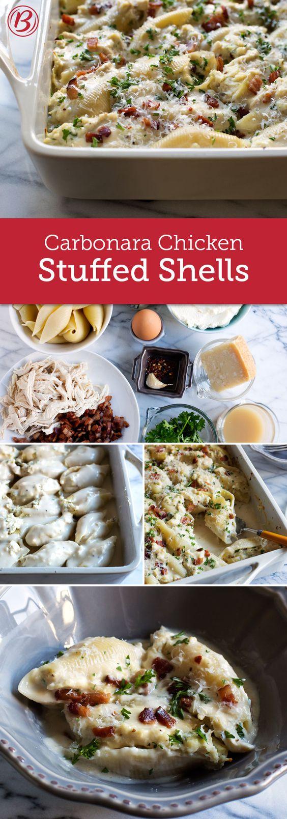 ... shells rave garlic chicken pasta shells we dinner pasta ricotta