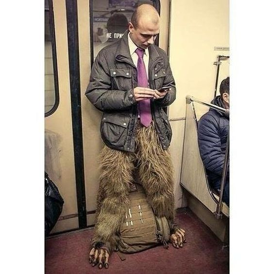 30 Απίστευτα σκηνικά από το μετρό που θα πεθάνεις στα γέλια (Μέρος 1ο)