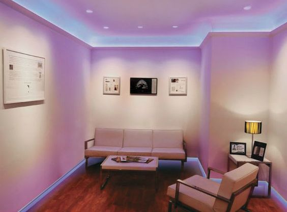 Led Strip Lights Accent Lighting Pinterest Led Strip