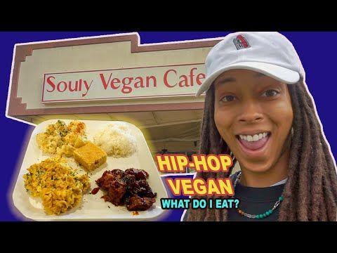 Vegan Soul Food Souly Vegan Cafe Durham North Carolina Youtube Vegan Soul Food Vegan Cafe Soul Food