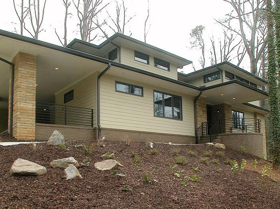 Hardiplank Siding Prairie Style Homes And Atlanta On