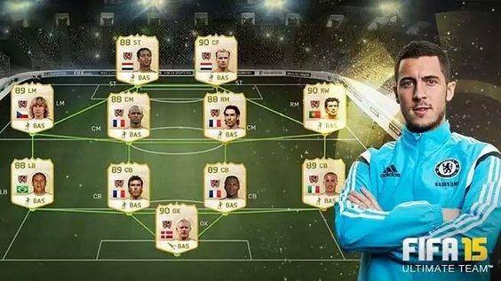 El XI ideal de LEYENDAS que armó el belga Eden Hazard: