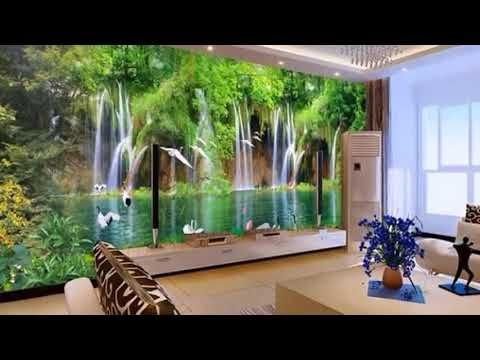 3d Wallpaper For Walls In India Wallpapers For Living Room Designs Wallpaper For Bedroom Y In 2020 Wallpaper Living Room Wall Stickers Home Decor Wallpaper Decor