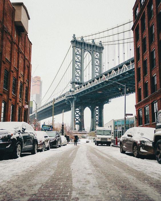 10 lugares para você tirar fotos lindas em Nova Iorque - Danielle Noce