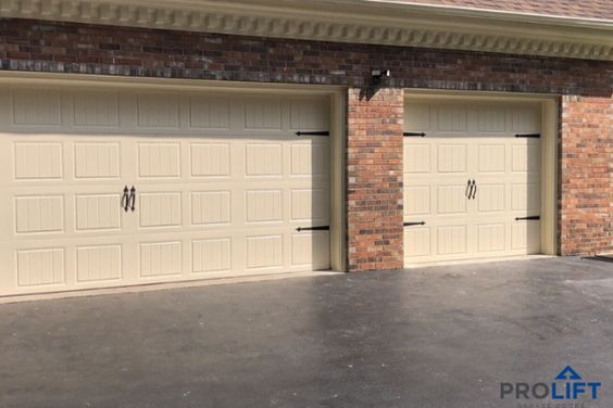 These New Garage Doors Provide Energy Efficiency Smart Door Technology And Plenty Of Low Mainten Garage Door Styles Garage Doors Unique Garage Doors