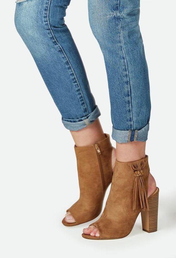 Zenna Schuhe in Natural - günstig kaufen bei JustFab