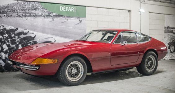 1973 Ferrari 365 GTB/4 'Daytona' | Classic Driver Market