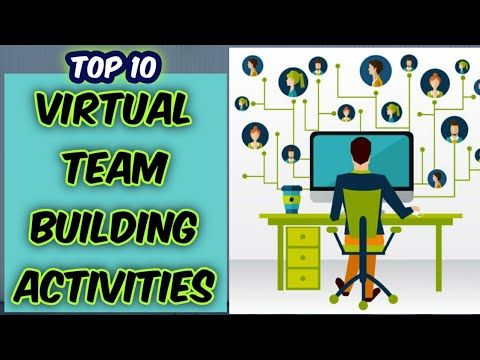 Virtual Team Building Activities I Part 1 10 Fun Zoom Or Web Conference Call Games For In 2020 Fun Team Building Activities Work Team Building Activities Team Building