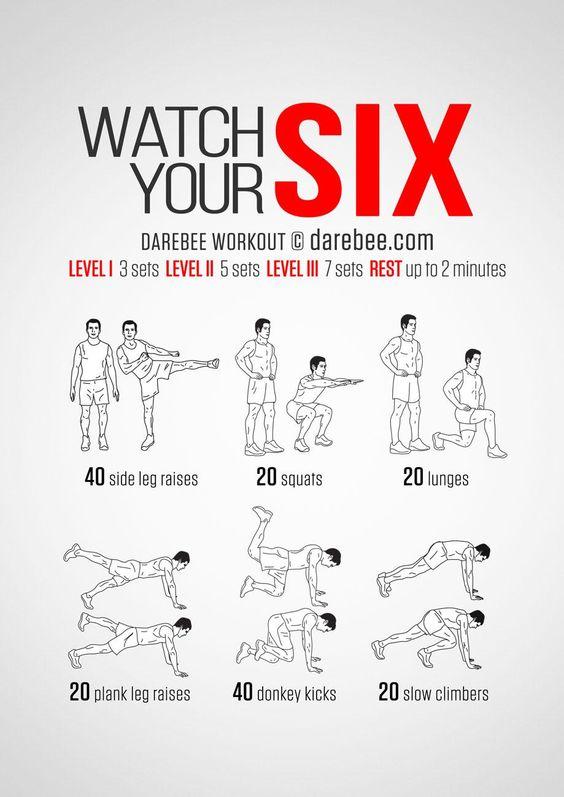 Workout of the Day: Watch Your Six Workout http://bit.ly/1JKJhuj