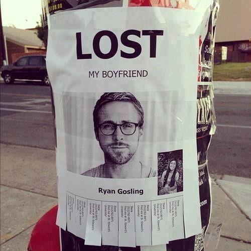 Lost my boyfriend...