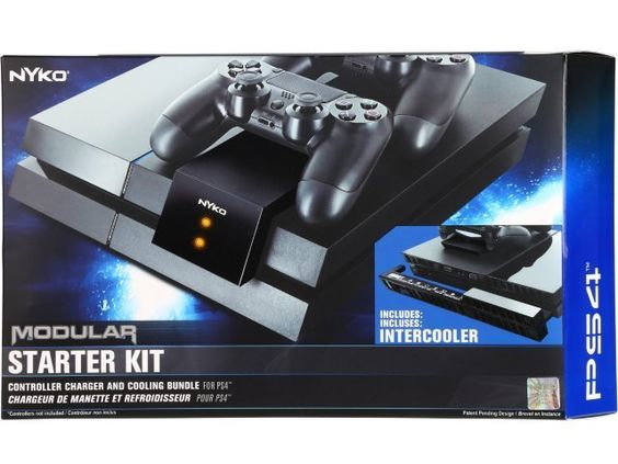 Nyko Modular Controller Charger and Intercooler (PS4)  Konami Pro Evolution Soccer 2015 (PS4) for Free After Re...