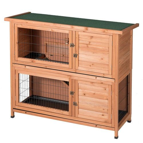 Pin On Top 10 Best Outdoor Rabbit Hutches In 2018 Reviews