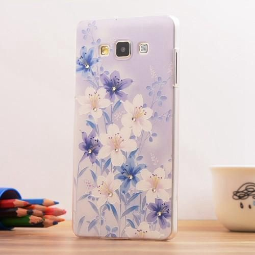 Back Cover Hard For Samsung Galaxy A3 A5 A7 2016 A310 A510 Case Flower Diamond Carcasas Coque For Galaxy A3 Capa In 2021 Samsung Galaxy S6 Samsung Galaxy A3 Galaxy S6