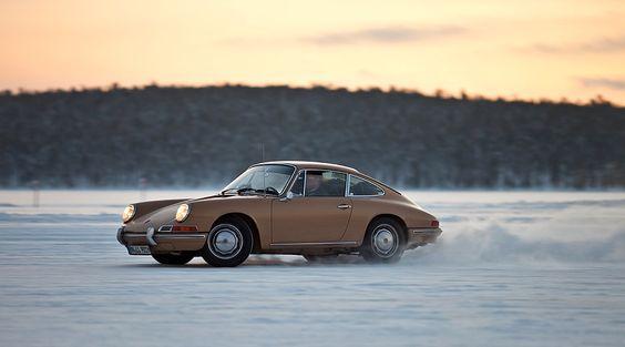 Porsche 911, Nordkap