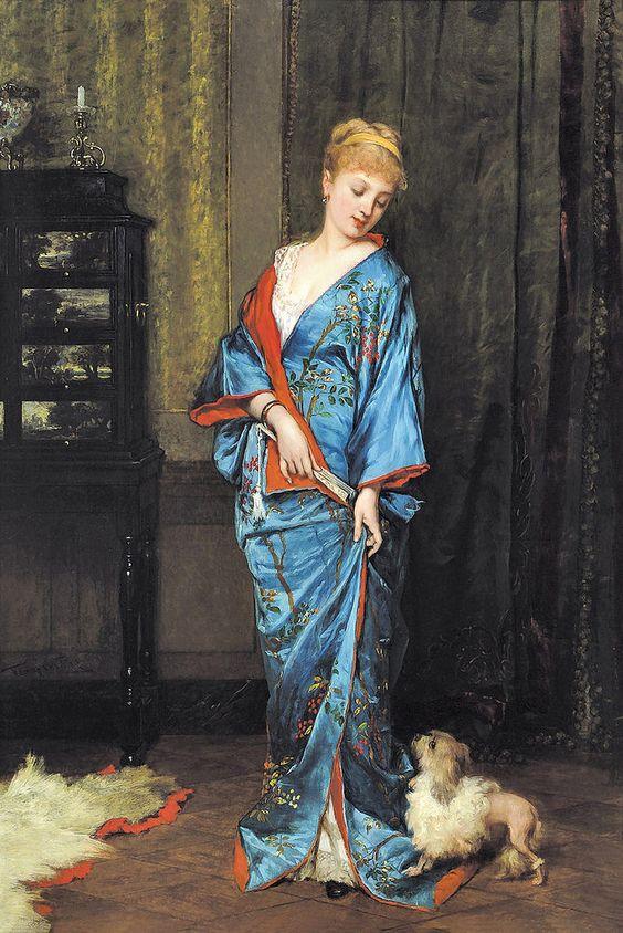 Frans Verhas 1832-1897 België