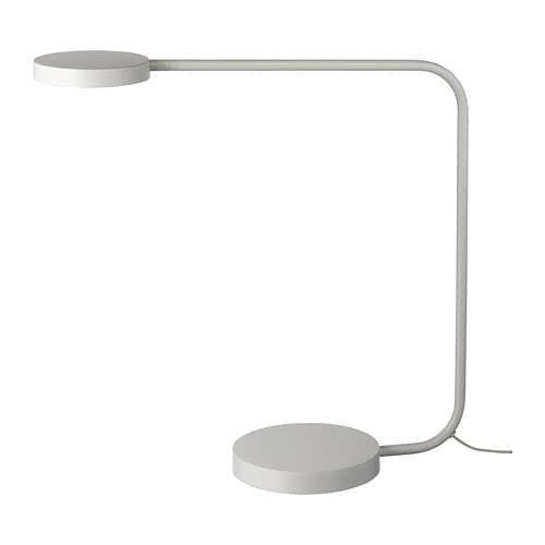 Ypperlig Led Tischleuchte Ikea Ein Eingebauter Touch Dimmer Bedeutet Dass Sie Die Lampe Mit Nur Einem Fingerdruck Ausschalten Einschalten Und Dimmen Konnen Lampade Da Tavolo Ikea Lampade