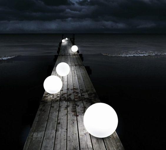 3 секрета оригинального освещения для террасы — Журнал — MyHome