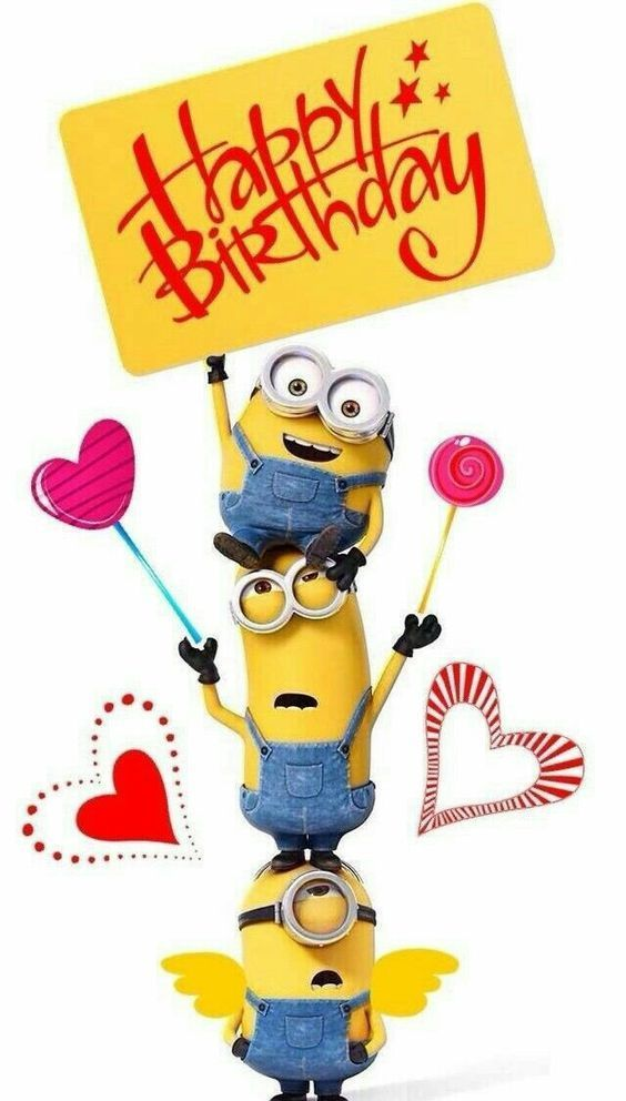 Lovethispic Offers Minion Happy Birthday Image Pictures Photos