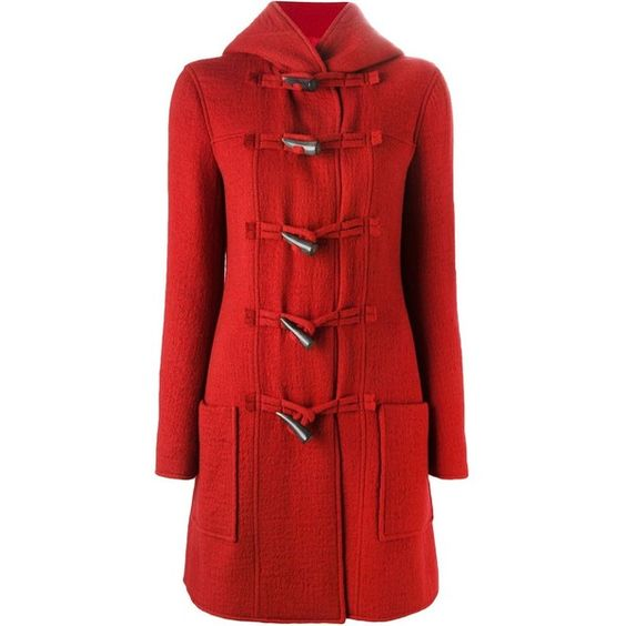 Duffle coat Lanvin and Coats &amp jackets on Pinterest