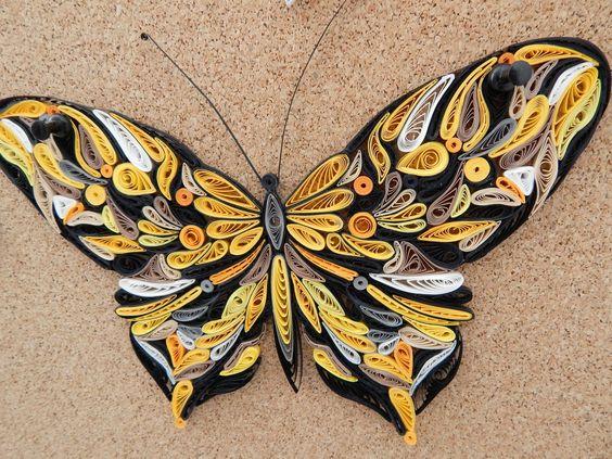 Quilling /Schmetterling