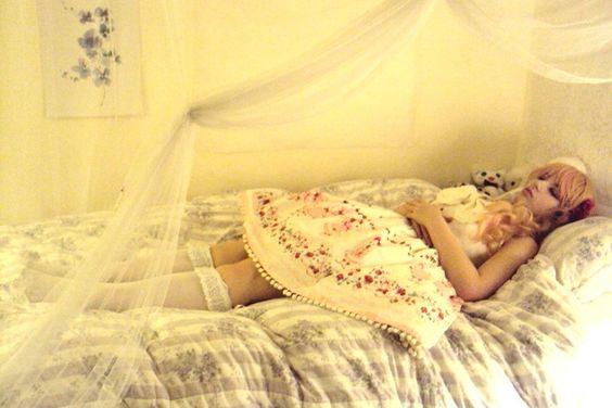 Sleeping Beauty by BluAyu on deviantART