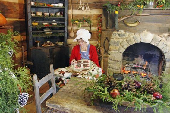 Christmas in Old Appalachia