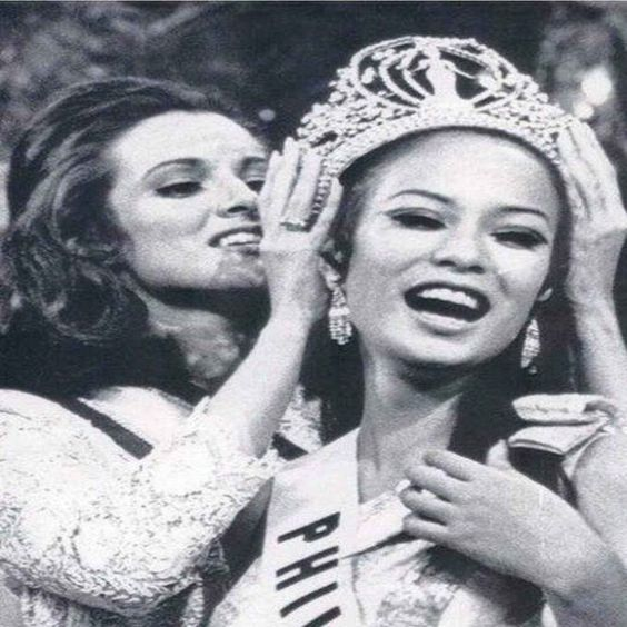 Gloria Diaz, Miss Universe 1969